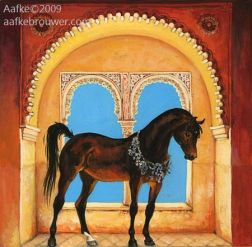 Horses in the Alhambra, The Tarq