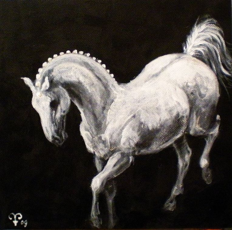 28 October white horse