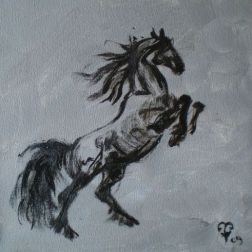 30-october-frisian-stallion-painting
