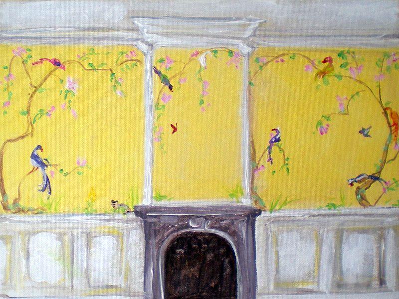 wallpainting – Aafke-Art